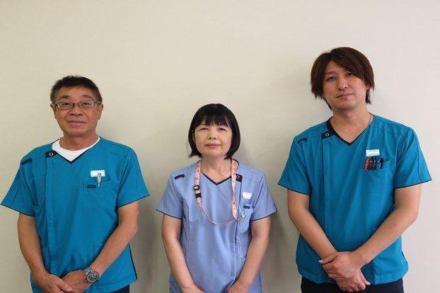 患者様は家族の一員と考え、信頼と安心にあふれた看護で臨む