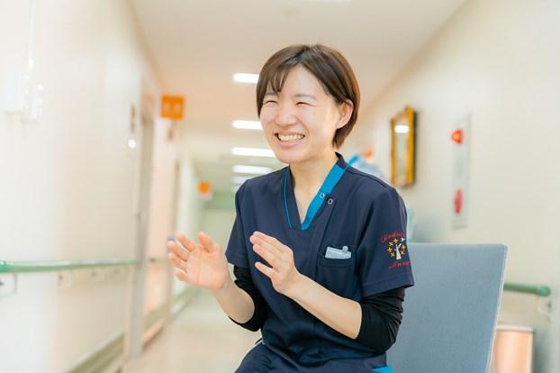 小児科に勤務していた恩幣さんが公平病院に転職した理由は?