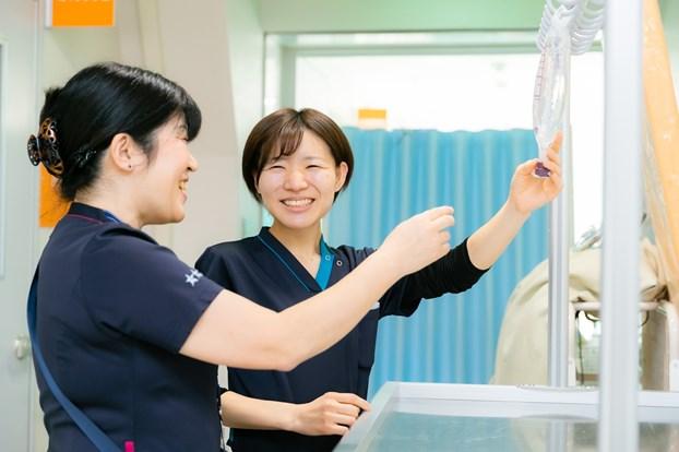 どんな看護師になりたいですか?