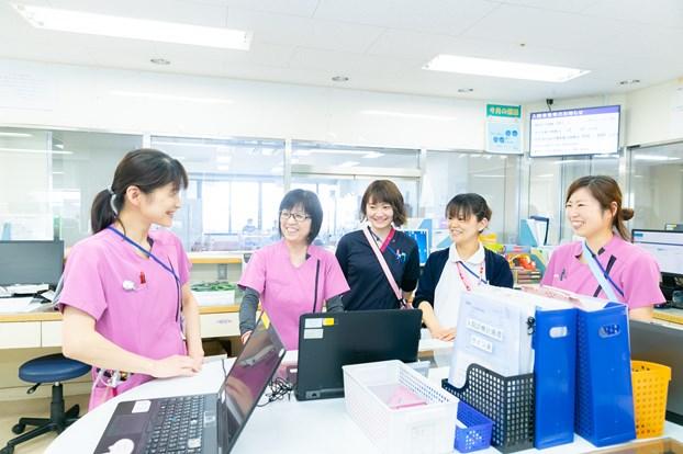 栗橋病院看護部の特徴について教えてください。