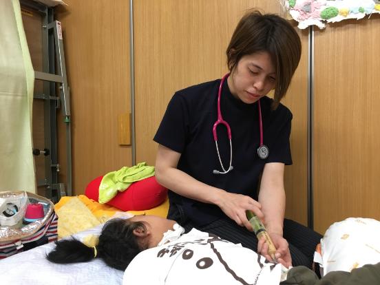 重度障がい児者の支援が未経験でも万全のサポート体制で安心